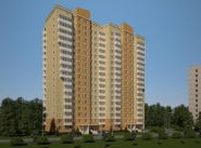 Новостройка Жилой дом на пр. Кадомцева